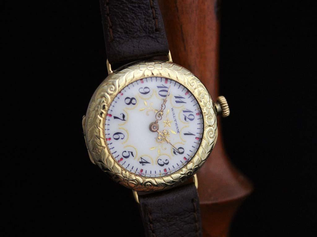 ウォルサムのアンティーク腕時計-W1244-6