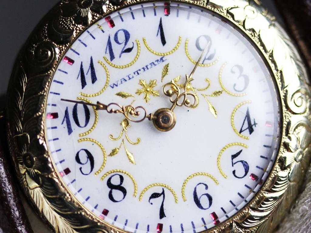 ウォルサムのアンティーク腕時計-W1244-7