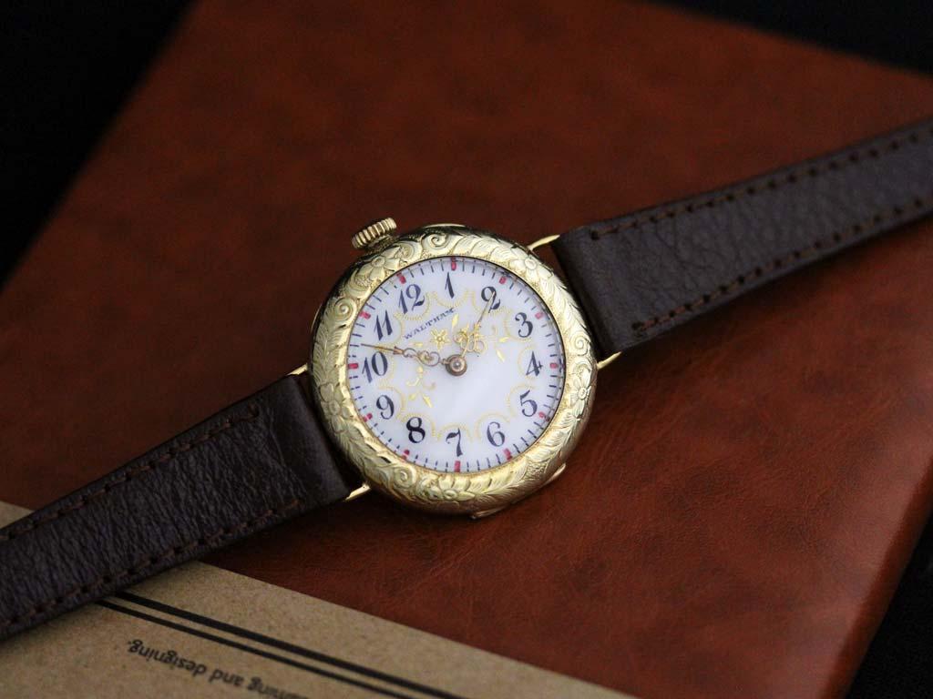 ウォルサムのアンティーク腕時計-W1244-9