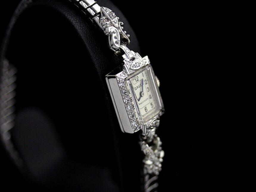 グリュエンのアンティーク腕時計-W1254-10
