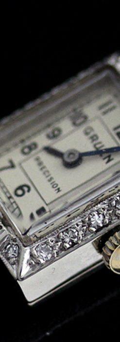 グリュエンのアンティーク腕時計-W1254-11