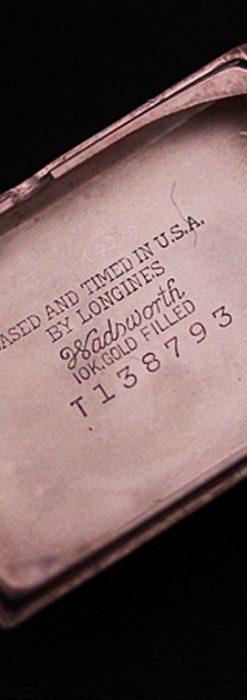 ロンジンのアンティーク腕時計-W1303-13