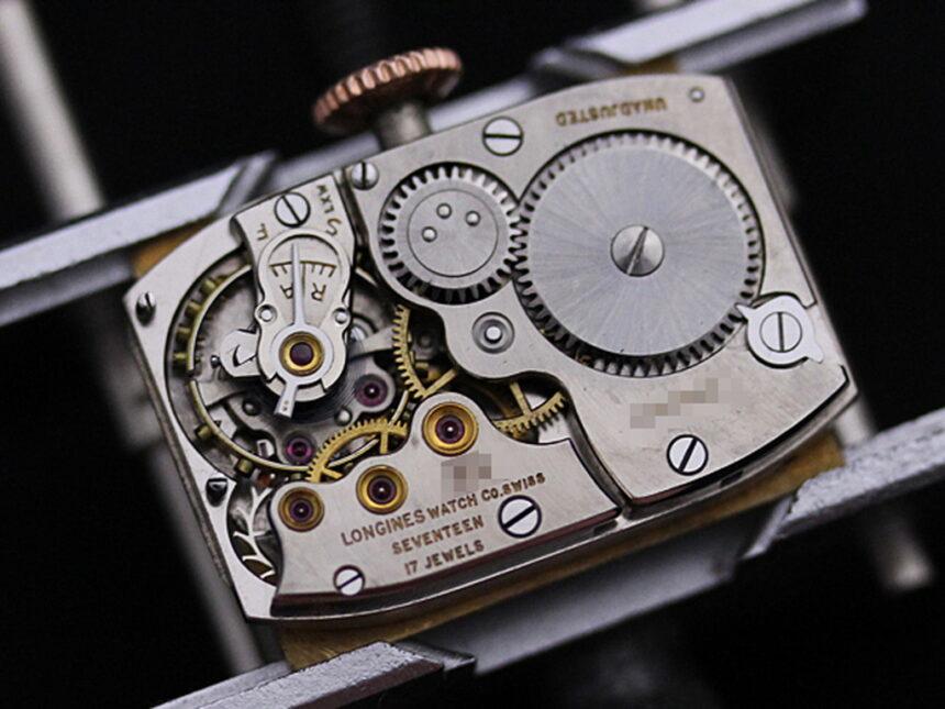 ロンジンのアンティーク腕時計-W1303-14