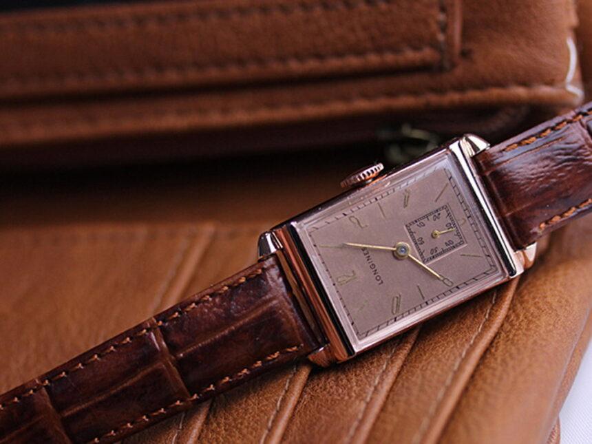 ロンジンのアンティーク腕時計-W1303-2