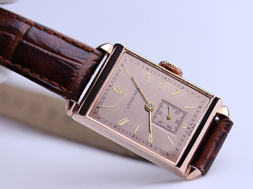 ロンジンのアンティーク腕時計-W1303-3