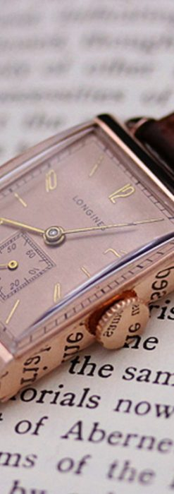 ロンジンのアンティーク腕時計-W1303-4