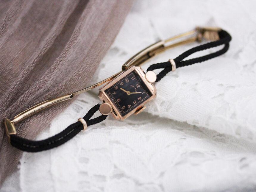 エルジンのアンティーク腕時計-W1412-1