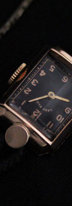 エルジンのアンティーク腕時計-W1412-11