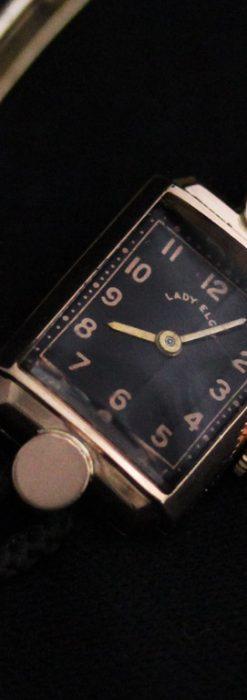 エルジンのアンティーク腕時計-W1412-12