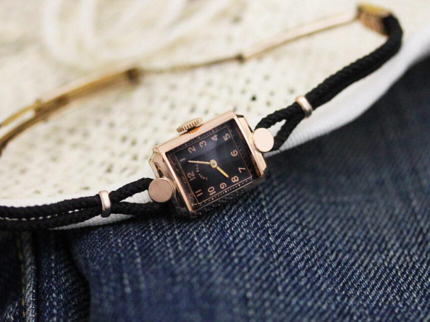 エルジンのアンティーク腕時計-W1412-3