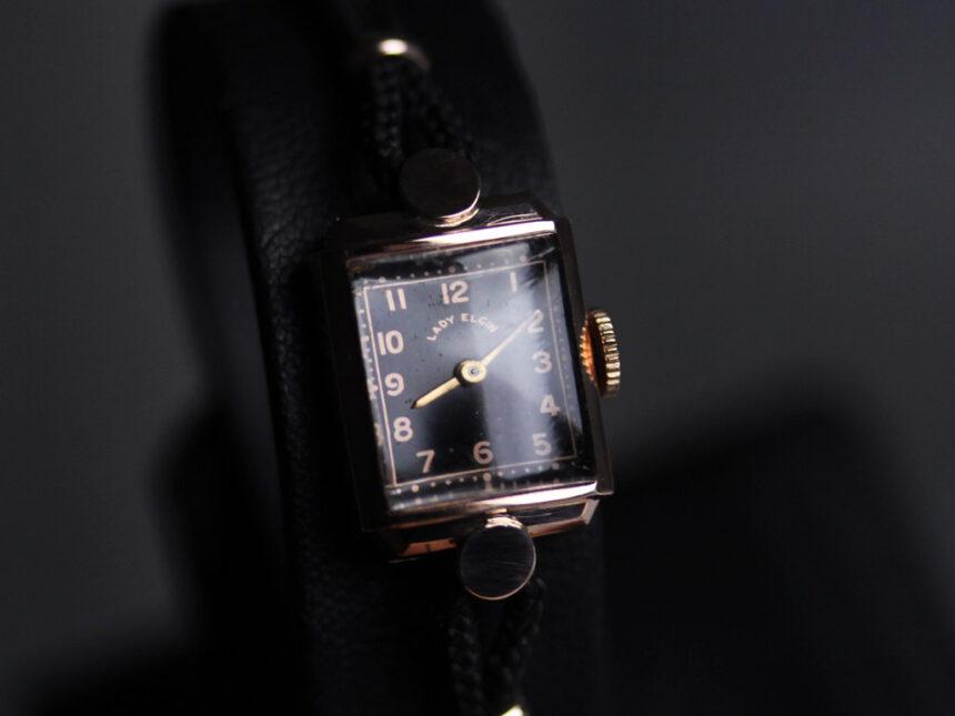 エルジンのアンティーク腕時計-W1412-4