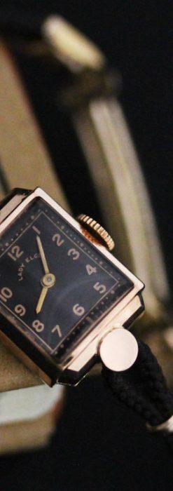 エルジンのアンティーク腕時計-W1412-5