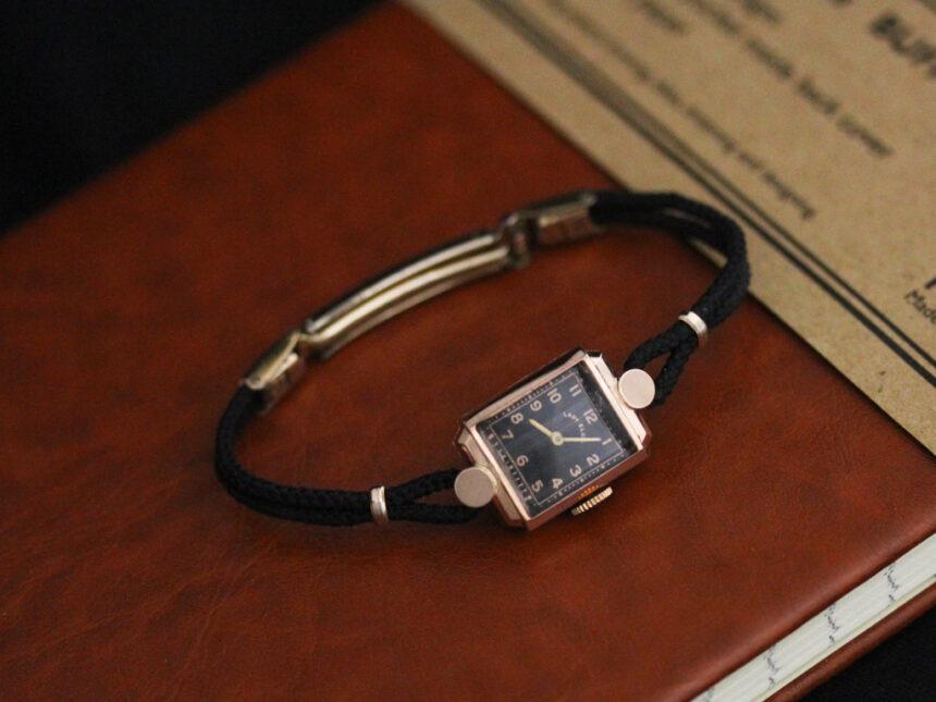 エルジンのアンティーク腕時計-W1412-7