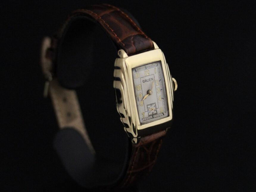 グリュエンのアンティーク腕時計-W1415-11