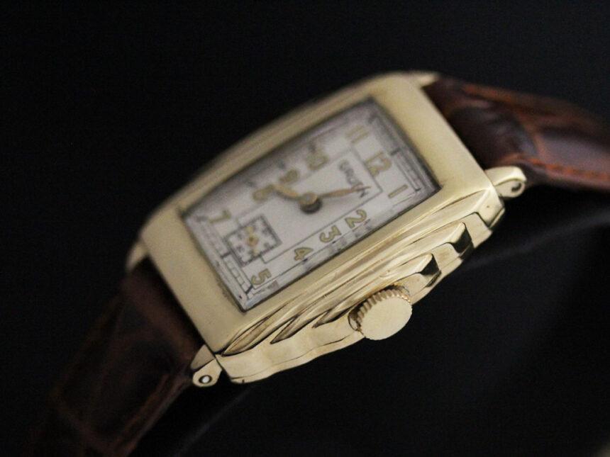 グリュエンのアンティーク腕時計-W1415-12