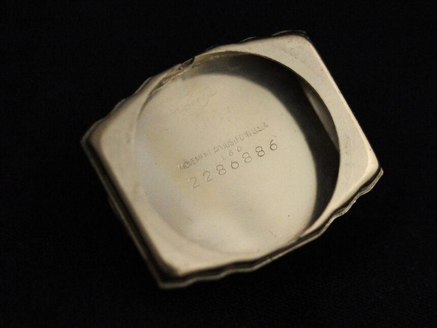 グリュエンのアンティーク腕時計-W1415-14