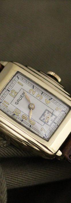 グリュエンのアンティーク腕時計-W1415-2