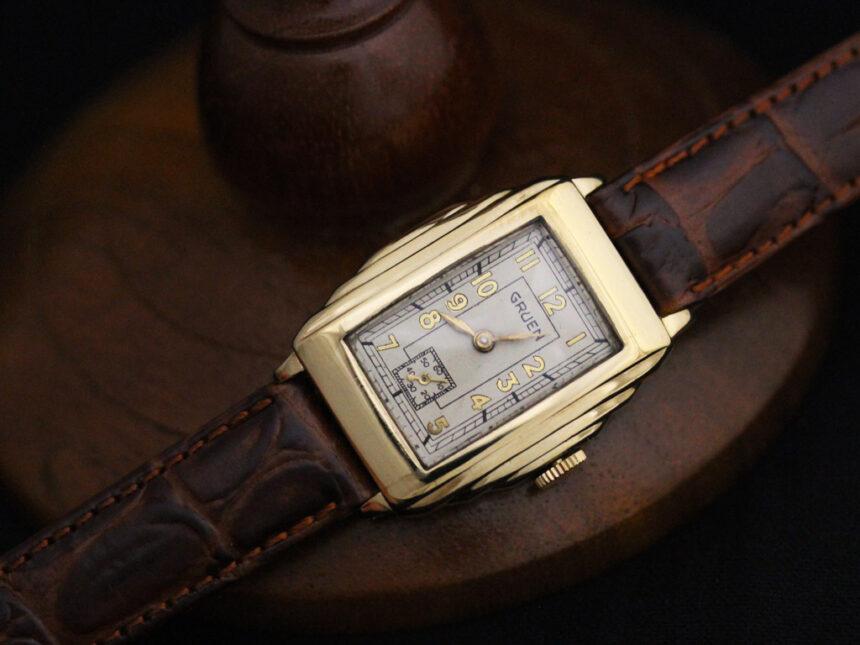 グリュエンのアンティーク腕時計-W1415-4