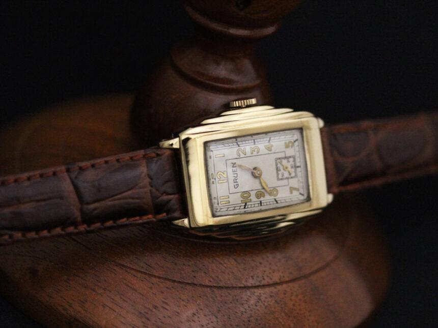 グリュエンのアンティーク腕時計-W1415-6