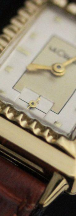 ジャガールクルトのアンティーク腕時計-W1418-1