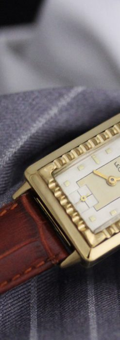 ジャガールクルトのアンティーク腕時計-W1418-2