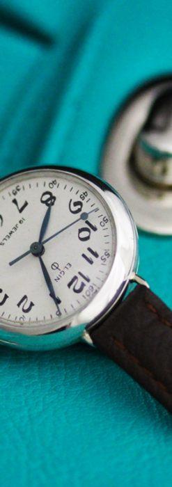 エルジンのアンティーク腕時計-W1419-1