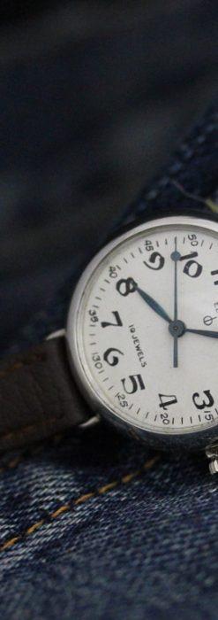 エルジンのアンティーク腕時計-W1419-2