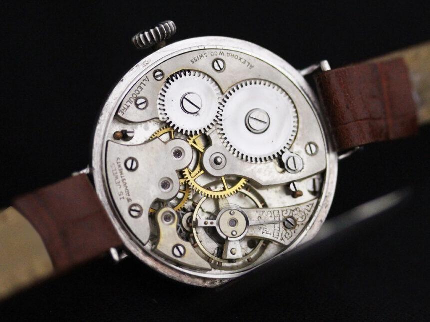 アレックスソラ・ルクルトのアンティーク腕時計-W1420-18