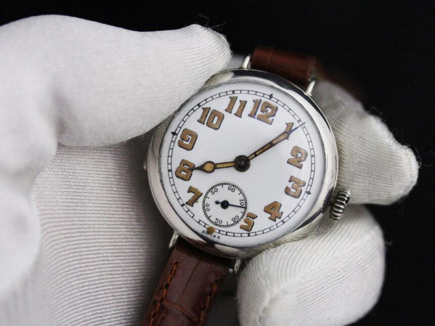 アレックスソラ・ルクルトのアンティーク腕時計-W1420-4