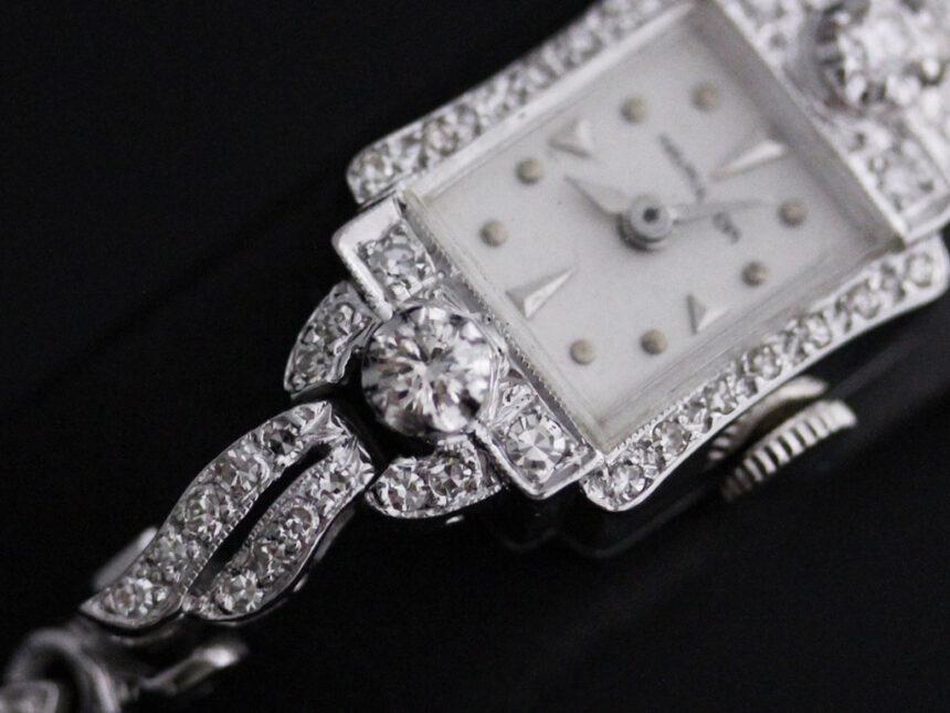 ハミルトンのアンティーク腕時計-W1422-12