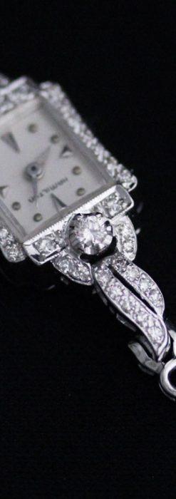 ハミルトンのアンティーク腕時計-W1422-13