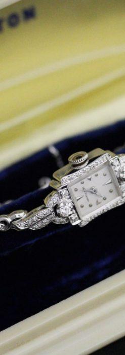 ハミルトンのアンティーク腕時計-W1422-17