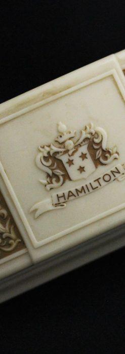 ハミルトンのアンティーク腕時計-W1422-18