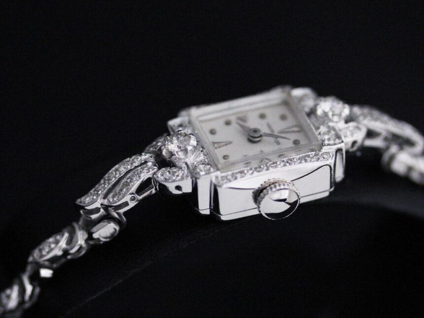 ハミルトンのアンティーク腕時計-W1422-20