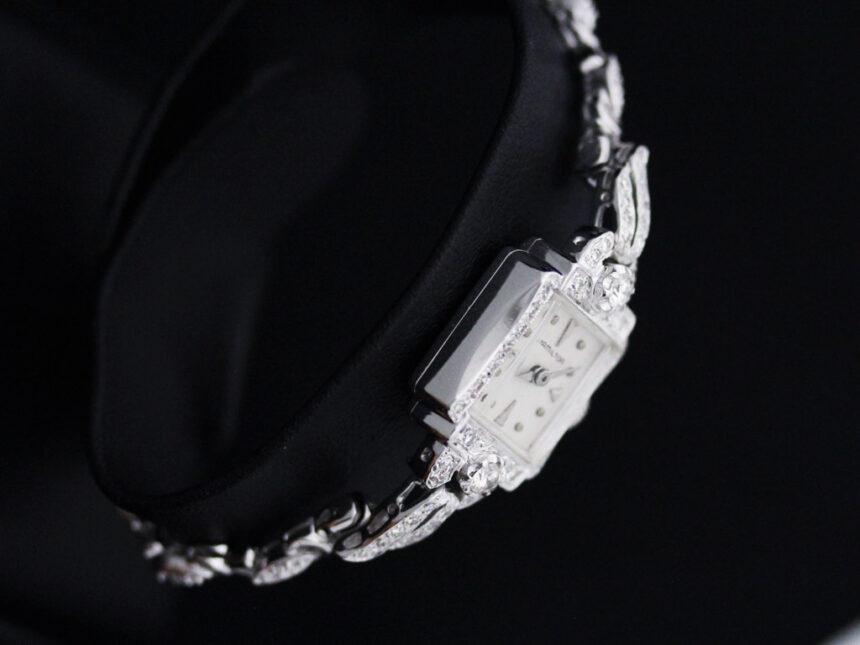 ハミルトンのアンティーク腕時計-W1422-21