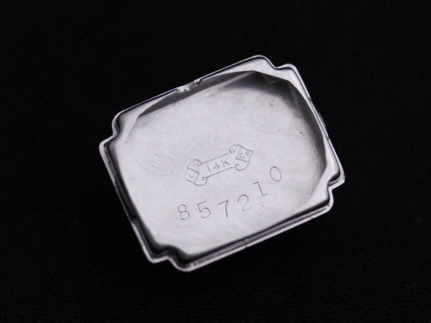 ハミルトンのアンティーク腕時計-W1422-23