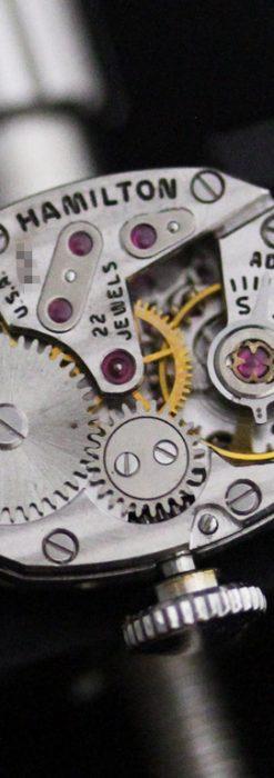 ハミルトンのアンティーク腕時計-W1422-24