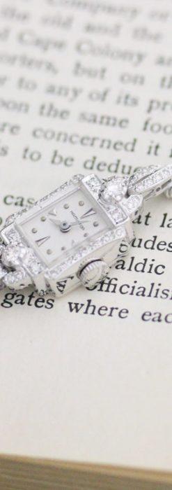 ハミルトンのアンティーク腕時計-W1422-8