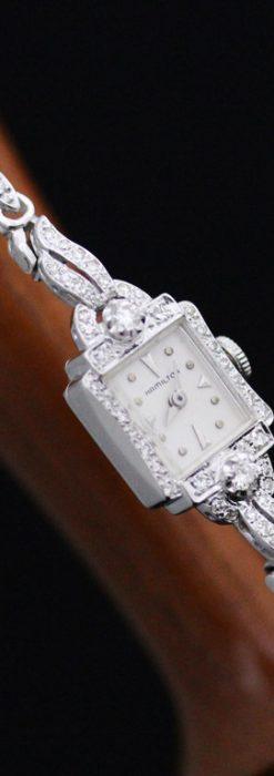 ハミルトンのアンティーク腕時計-W1422-9