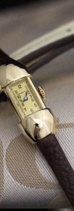 ティファニーのアンティーク腕時計-W1423-2
