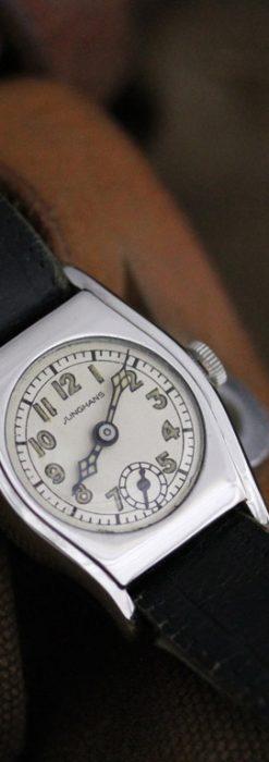 ユンハンスのアンティーク腕時計-W1425-1