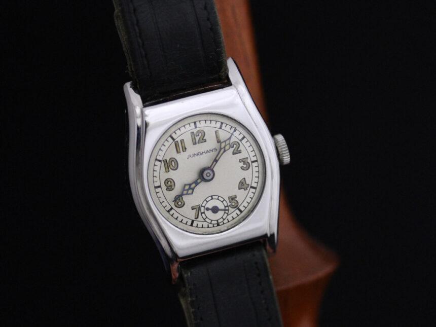 ユンハンスのアンティーク腕時計-W1425-10