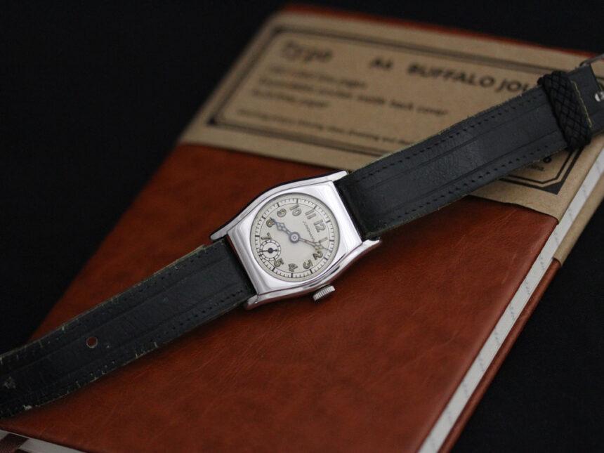 ユンハンスのアンティーク腕時計-W1425-15