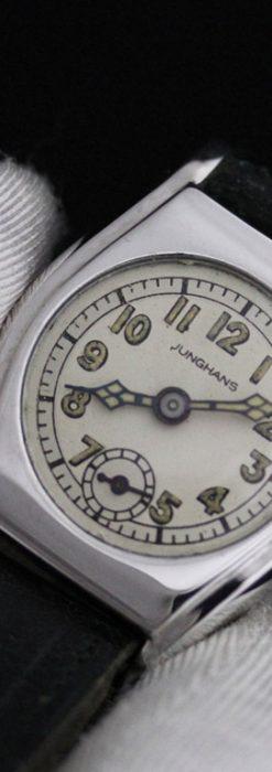 ユンハンスのアンティーク腕時計-W1425-4