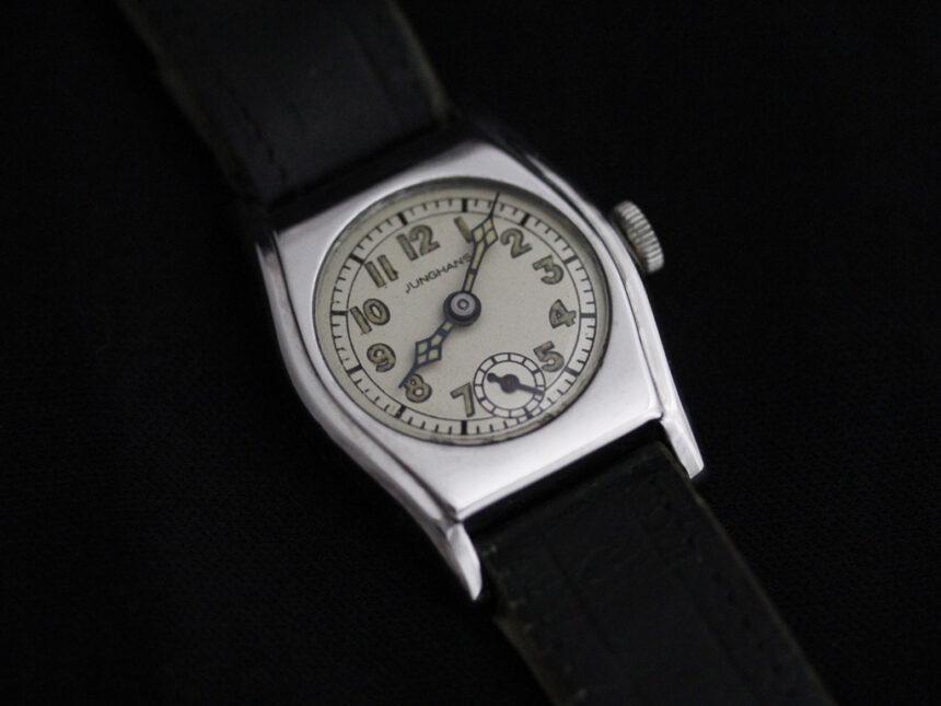 ユンハンスのアンティーク腕時計-W1425-7