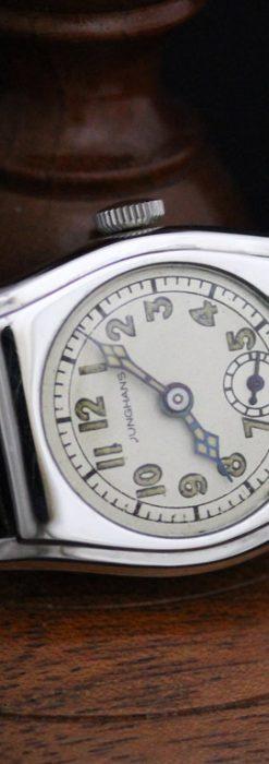 ユンハンスのアンティーク腕時計-W1425-9