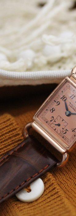 ウォルサムのアンティーク腕時計-W1428-1