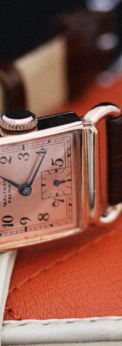 ウォルサムのアンティーク腕時計-W1428-16