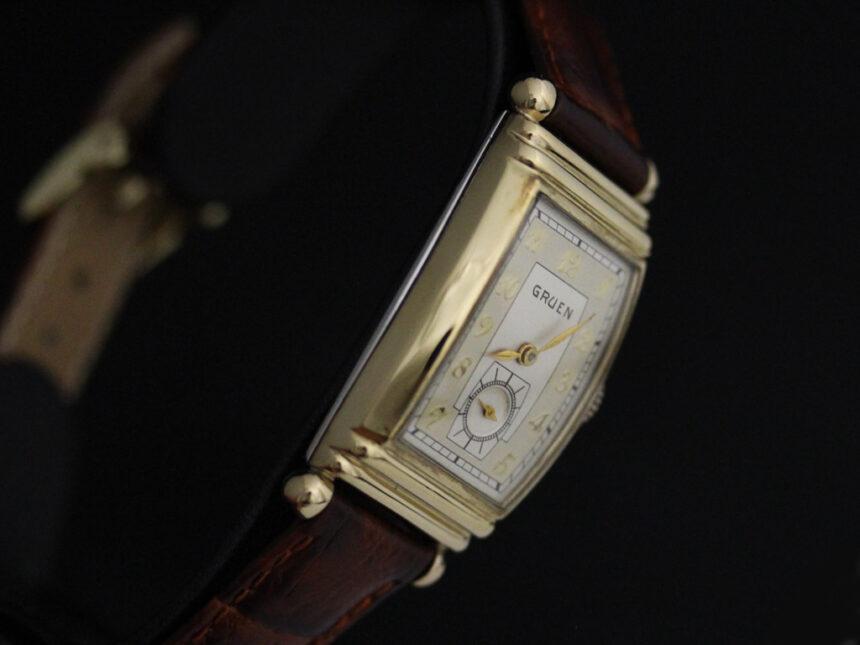 グリュエンのアンティーク腕時計-W1429-12