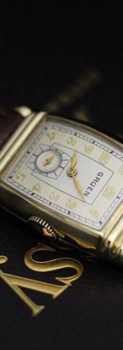グリュエンのアンティーク腕時計-W1429-2